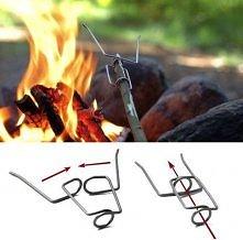 na ognisko i kiełbaski