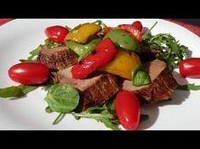 Przepis Video na Polędwiczki Teriyaki z Grilla - wspaniała chińska potrawa na grillowy obiad. Marynata dodaje wspaniałego nietypowego smaku