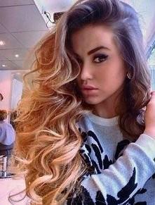 ładne ma włosy :)