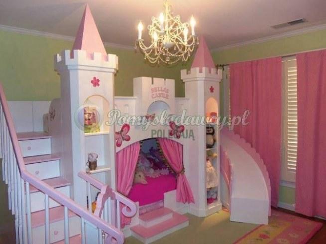 Rewelacyjny Pokój Dla Małej Dziewczynki D Na Sypialnia Dla