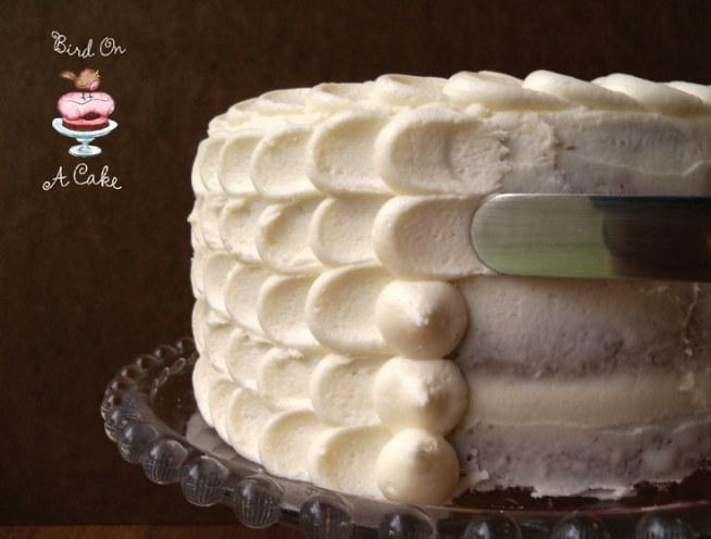ozdabiamy tort kremem