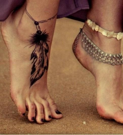 Na Stopie Na Tatuaże Zszywkapl