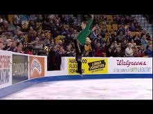 *** piękny pokaz tańca figurowego ***  Jason Brown Free Skate 2014 US Figure Skating Championships