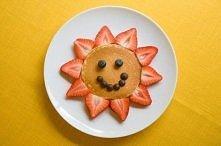 Takie śniadanie to lubimy =)