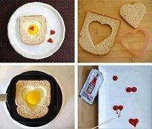 Śniadanko dla ukochanej osoby <3