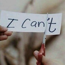 I CAN/'t