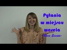 Miejsce wesela - pytania / vblog Revo