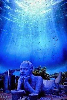 Cancun Underwater Museum, M...