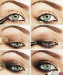 Ładny makijaż : **