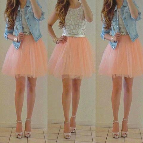 Śliczna stylówa ♥ :3