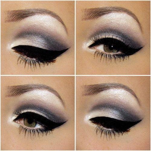Makijaż Na Wesele Krok Po Kroku Z Kreską Cat Eye Na Makijaże