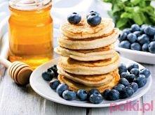 Amerykańskie pancakes z jag...
