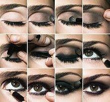 czarne oczy ;3