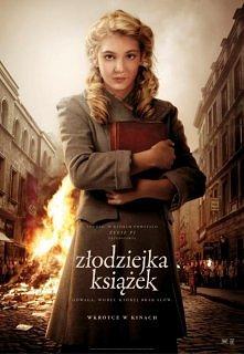 """""""Złodziejka książek"""" W czasie II wojny światowej mała Niemka trafia..."""