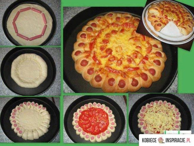 Prosty Przepis Na Szybki Obiad Pizza Inaczej Na Kulinarne