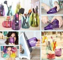 Aranżacja butelek ;)