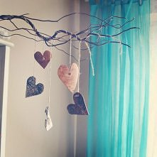 dekoracja w moim pokoju ;)
