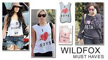 Wildfox! świetne koszulki