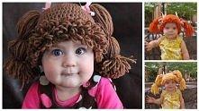 czapki peruki