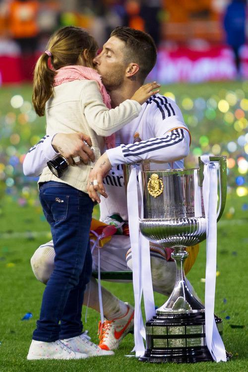 Sergio z córką Danielą :)