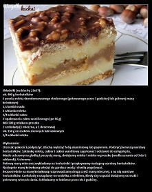 ciasto herbatnikowe bez pie...