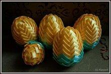 Karczochowe jajka z: karp-art.blogspot.com