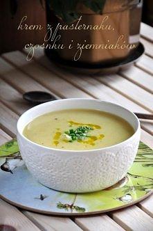 zupa z pasternaku