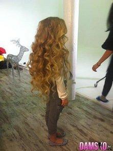 piękne włosy :D