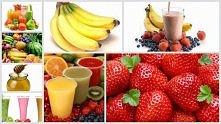 Koktajle śniadaniowe .. Pij i chudnij ;) Polecam   Mam nadzieję, że zasmakujecie w takich pomysłach na szybkie śniadanie.  Koktajl witaminowy:  1 kiwi 1 banan 3 połówki brzoskwi...