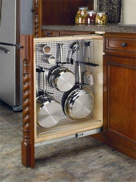 Genialne rozwiązanie dla kuchenki.