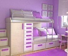 Świetny pokój ale mi by pasował inny kolor :D