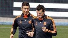 Bale i Ronaldo gotowi na Ba...
