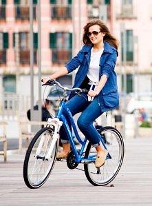Jazda na rowerze wprost idealna do rzeźbienia sylwetki przede wszystkim dolny...