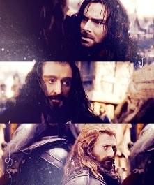 Hobbit. Krasnoludy.
