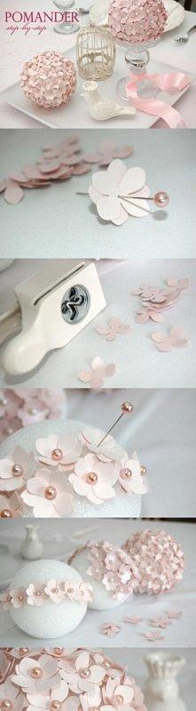 Stwórz swój kwiat;)