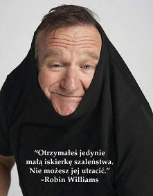 Robin Williams -isierka szlaństwa