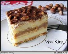 Ciasto Maxi King!