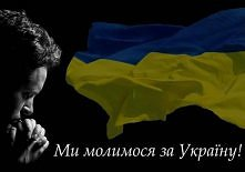 pray for Ukraine!