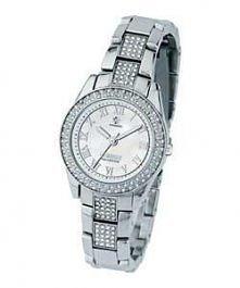 Morgan Ladies' Diamond Set Bracelet Watch - on jest mój :)