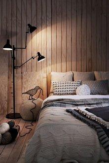 spokojna sypialnia