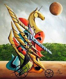muzyczny koń