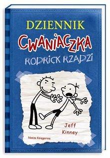 Jeff Kinney Dziennik cwania...