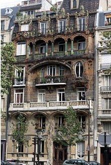 Balkony, Paryż, Francja