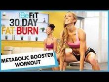 30 dni Spalanie tłuszczu. Trening metaboliczny.