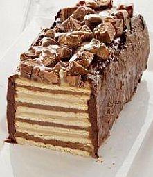 Snickers - bez pieczenia   Składniki   masa :   1 szklanka mąki kukurydzianej...