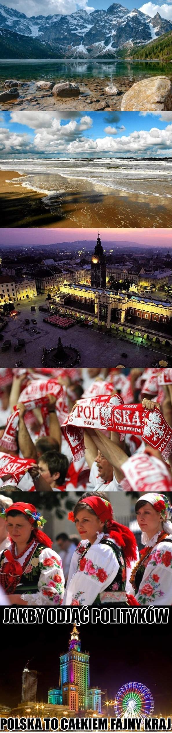 *** Polska - pocieszny kraj ***