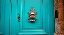 drzwi w Bordeaux, Francja