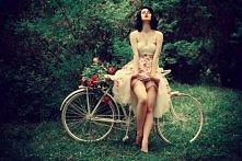 Hej dziewczyny :) Mam taką sprawę że chciałabym zacząć jeździć na rowerze rek...