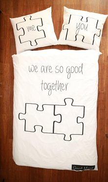 We are so good together!