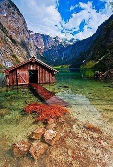 Jezioro, Niemcy